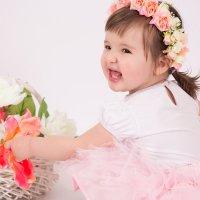 Детские весенние фотосессии :: Solomko Karina