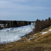 Северная весна :: Наталья Репницына