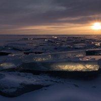 Байкальские сокровища: Желтые алмазы :: Алексей Трофимов