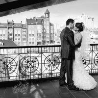 Городская свадьба :: Андрей Липов