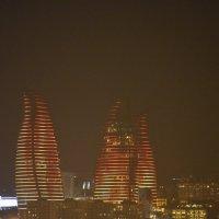 Город огней :: Джейхун Мамедбейли