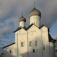 Церковь Спаса - Преображения. :: Sergey Serebrykov