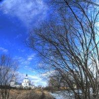 в окрестностях никольского монастыря :: Елена Протасова