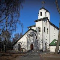Свято-Троицкий храм. Минск. :: Nonna