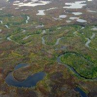 Река немного изгибается :: Сергей Карцев