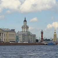 Прогулка по Неве :: Владимир Гилясев
