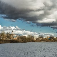 Могущество атмосферы :: Евгений Никифоров