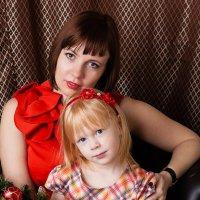 Лена и Полина :: nataliy konopleva