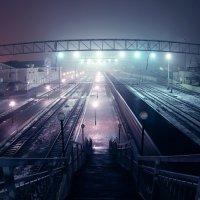 Вокзал :: Александр Гринченко