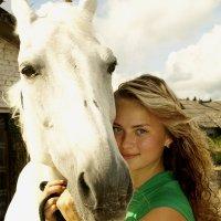 Кристал и Алена :: Евгения Вахнеева