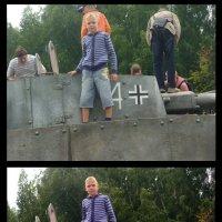 Реставрация, замена фона, убирание лишних предметов :: Евгений Мергалиев