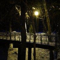 Ночь....Улица....Фонарь :: ildarn77
