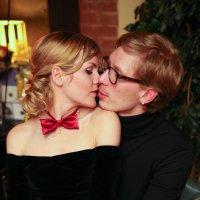 За секунду до поцелуя :: Вера Кузнецова