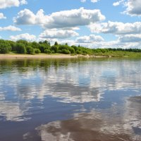 Река Ветлуга :: Анна Медведева