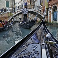 В объятиях венецианских каналов :: Лидия Цапко