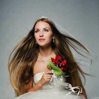 Свадебный портрет :: Мария Бортникова
