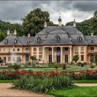 Дворец-замок Пильниц :: Максим Шилин