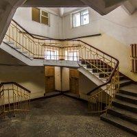 лестница :: Геннадий Свистов