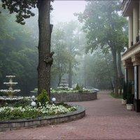 Туман в городе :: Любовь Потеряхина