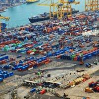 Барселонский порт... :: Alex S.