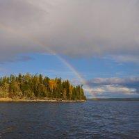 Радуга над островком :: Александр Хаецкий