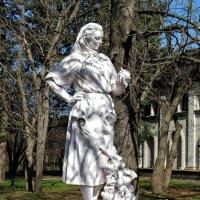 Скульптура на ВДНХ-Экспоцентр в Киеве-2 :: Владимир Бровко