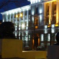 Охрана Центрального Банка :: Екатерина Зацаренская