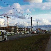 Город строится. :: Александр Лейкум