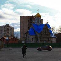 Новый Храм почти готов. :: Александр Лейкум