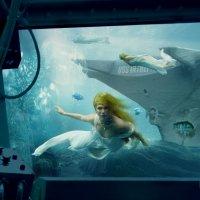 Потопленный корабль :: Inga Керрен