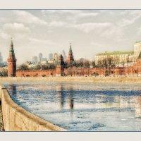 И прошлое, светлея, заполнит нишу... :: Ирина Данилова