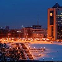 Дворец Президента (Чебоксары) :: Валерий Шибаев