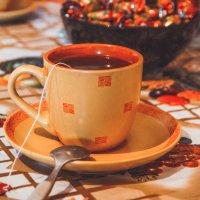 кружка чая :: Марта Вернер