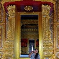 Таиланд. Старинный дворец :: Владимир Шибинский