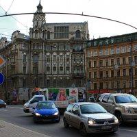 На Австрийской площади. :: Александр Лейкум