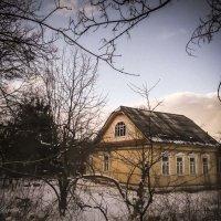 Дом :: Сергей Гойшик