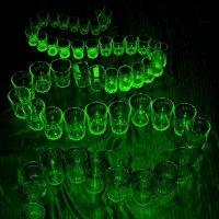 Зеленый змий №1 :: Евгений Юрков