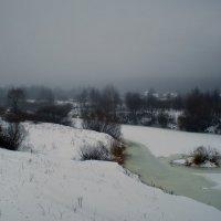 Весенняя...туманная :: Александр | Матвей БЕЛЫЙ
