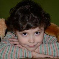 малыш :: Татьяна Скрипец