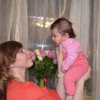 маленькое счастье :: Елена Волкова