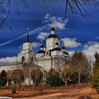 весеннее небо !!! :: Андрей Куприянов