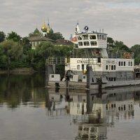 Буксир :: Дмитрий Близнюченко