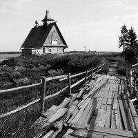 остров :: Сергей Яснов