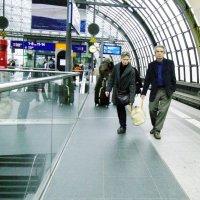 Вокзал :: Валерий Струк