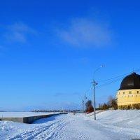 Набережная Северной Двины :: Алексей Пахомов