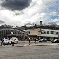 На центральную станцию прибывает... :: Игорь Липинский