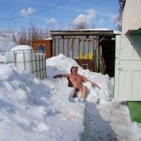 банный день :: Аркадий Артемьев