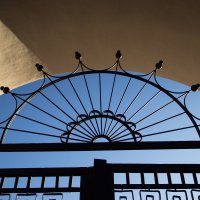 Радуга ворот :: Светлана Шмелева