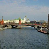 Ещё один снимок Кремля... :: Михаил Рогожин