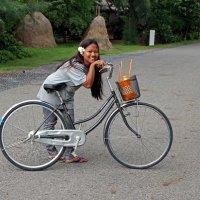 Таиланд. На велосипедах :: Владимир Шибинский